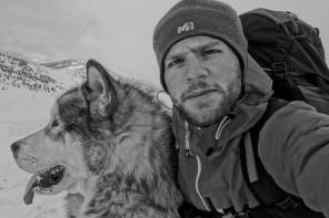 Objectif Cap Nord : 4500 km à pied avec son malamute d'Alaska