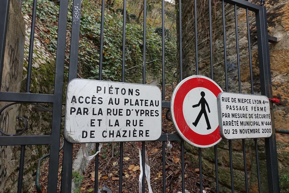 Refaire Escalier Trop Raide la croix-rousse en 3000 marches | vascomag