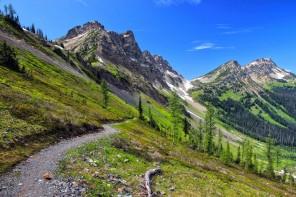 Etats-Unis : 4200 kilomètres à pied dans l'ouest sauvage